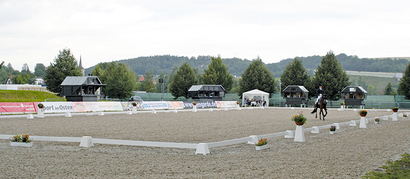 TOURNAMENT & DRESSAGE